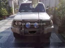 mitsubishi pajero 1997 mitsubishi pajero 1997 for sale in islamabad pakwheels