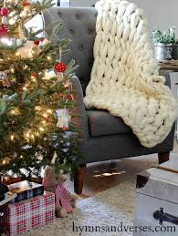 chunky knit blankets make or buy for your home the country