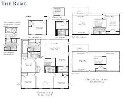 new beginnings in our palermo ryan home floor plan beautiful homes