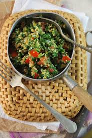 cuisine libanaise recette les 25 meilleures idées de la catégorie taboulé libanais sur