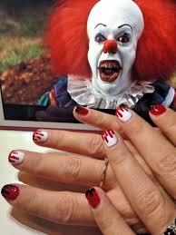 nail art for halloween m u0026m u0027s meeting point