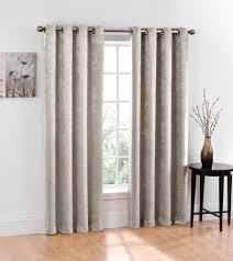 Window Curtains Amazon by Amazon Com 2 Piece Blackout Window Curtain Grommet Panels Total