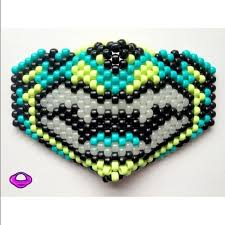Kandi Mask Best 25 Kandi Mask Ideas On Pinterest Kandi Cuff Rave