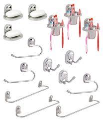 Bathroom Accessories Online Buy Doyours 3 Sets Of Dolphin 5pcs Bathroom Accessories Online At