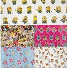 minion gift wrap sheet 1mx70cm frozen despicable me minion disney mavel gift wrap