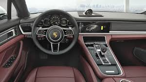 porsche truck 2017 the most expensive 2017 porsche panamera turbo executive is 236 500