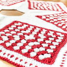 crochet tree skirt pattern part 3 the edging petals