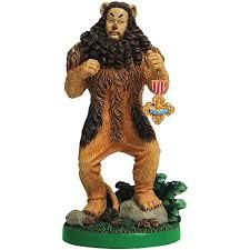 wizard of oz cowardly medal statue westland giftware