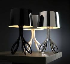 cool and decorative table lamp ideas for a living room lamps