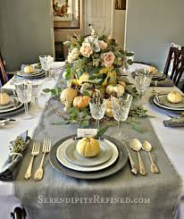 pottery barn thanksgiving serendipity refined blog rustic gray and white and pink