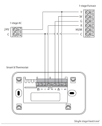 ecobee wiring diagram honeywell thermostat heat current furnace