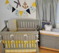 Bright Crib Bedding Grey Yellow Crib Bedding Dtavares