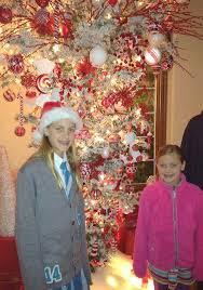 Upside Down Christmas Tree by Craft Sew Create Christmas Fun Day 8