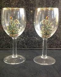 7 spode tree wine glasses uk dartington