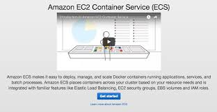 how to deploy a sinatra app in docker to amazon u0027s ec2 container