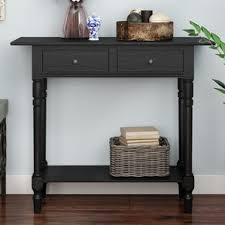 Black Console Table Console Tables Black You U0027ll Love Buy Online Wayfair Co Uk