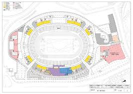 Anz Stadium Floor Plan Design New National Stadium Iv U2013 Stadiumdb Com