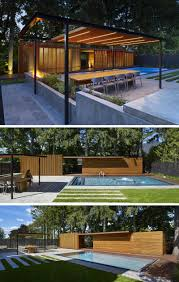 House Of Trelli 11 Modern Pool Houses To Get You Inspired For Summer Contemporist