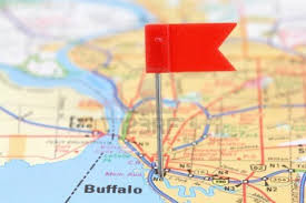 Map Showing New York by Buffalo New York U0027s Start Up Scene Hotter Than Their Sauce