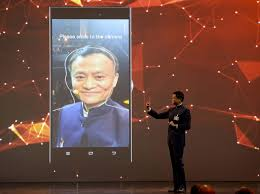 alibaba face recognition new technology allows shoppers to pay with their faces cgtn