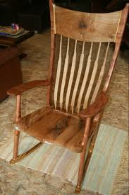Western Rocking Chair Mesquite Chair Table Www Rockingchairsbywogee Com