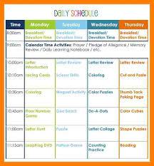 4 sample preschool lesson plan teller resume