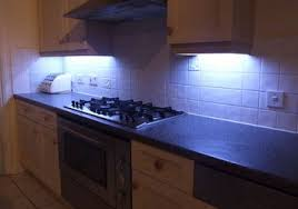 diy under cabinet led lighting with fade effects