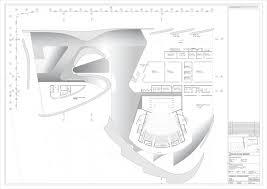 the curve floor plan zaha hadid u0027s heydar aliyev cultural centre turning a vision into