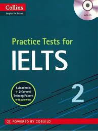 colins ielts 2 international english language testing system