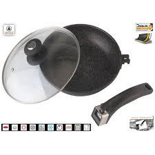 batterie de cuisine laguiole poele 24cm induction laguiole avec poignee amov achat vente