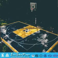 outdoor basketball court flooring outdoor basketball court