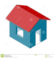 simple house blueprints royalty free stock photo image 19708695