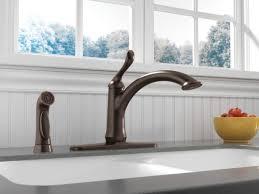 delta linden kitchen faucet delta linden kitchen faucet 100 images delta single handle