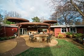 modern shade structure u2014 airehart inc