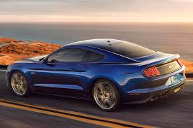buy ford mustang uk 2018 ford mustang facelift brochure leak shows specs autocar