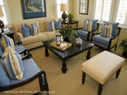 Living Room Colors With Brown Leather Furniture Beige And Blue Living Room Fionaandersenphotography Com