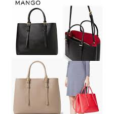 Mango Bag mango casual compartment sling tote bag 3 colours 11street