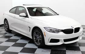 bmw 435i series 2015 used bmw 4 series certified 435i xdrive m sport performace