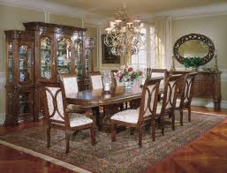 traditional dining room sets adorable dining room furniture design with black wood rectangle
