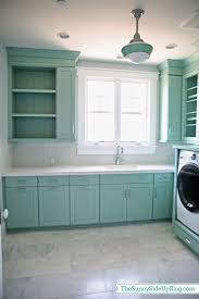 kitchen room green cabinets in laundry room modern new 2017