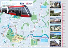 Link Light Rail Map Home Parramatta Light Rail