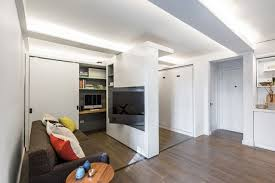 The Five To One Apartment MicroHome Containing The Functional - Apartment design magazine
