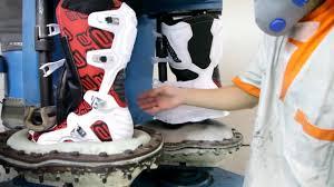 jett motocross boots como são fabricadas as botas para motocross e trilha asw youtube