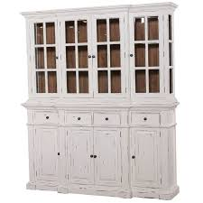sideboards stunning buffet with glass door hutch buffet hutch