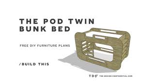 Free Woodworking Plans Bed With Storage by Haven Home Portal