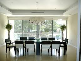 Contemporary Dining Room Chandeliers Oak Wood Back Ladder Chairs - Dining room table decorations for summer