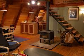 building an a frame cabin a frame house interior design