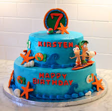 Phineas And Ferb Birthday Cake Designs U2014 Liviroom Decors Phineas