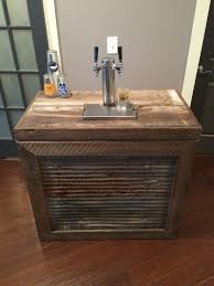Full Size Kegerator The Most Awesome Images On The Internet Diy Kegerator Kitchen