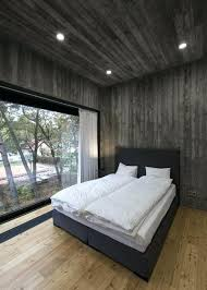 Concrete Block Bed Frame Cinder Block Bed Creative Mix Of Grey Concrete And Timber In